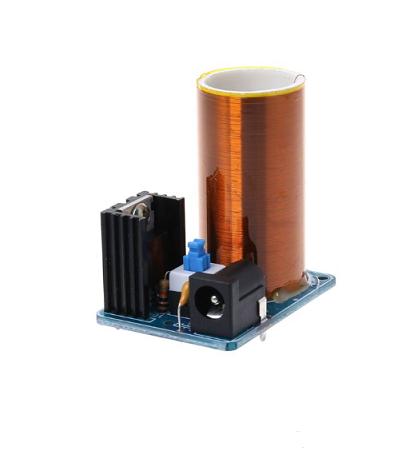 Котушка Тесли 9-12 В Модуль плазмового бездротового передавача DIY комплект