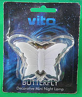 Ночник Vito (бабочка)