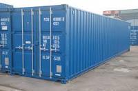 Морские контейнеры 40 фут