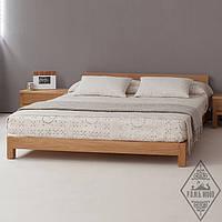 """Дубове ліжко """"Невада"""", фото 1"""