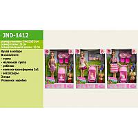 "Кукла ""Барби"" в коробке JND-1412"