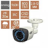 Аналоговая видеокамера Grand Technology AN280 800 ТВЛ