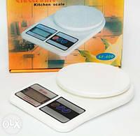 Электронные весы для кухни до 10 кг SF-400