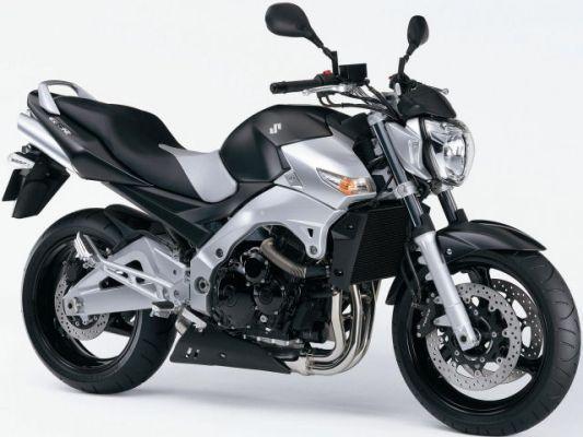 Запчасти - SUZUKI GSR 600/750
