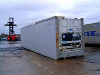 Аренда рефрижераторных контейнеров