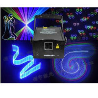 Лазер BIG  BE4in1RGB600 (4 в 1 - 3D, 2D анимация и графика,анимационный феерверк, 3Dспиральная проекция ) DMX