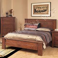 """Двухспальная кровать """"Кантри"""""""