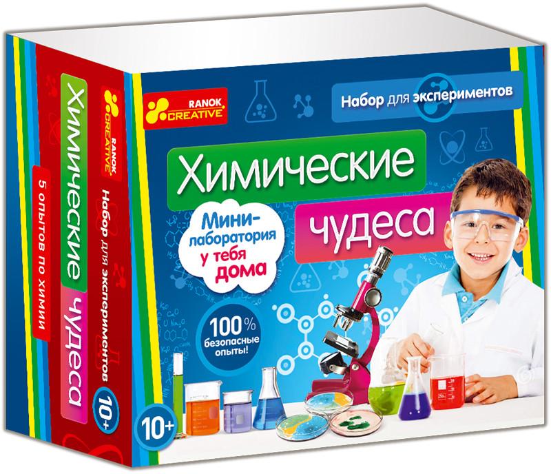 0320-1 Хімічні дива 12114046Р