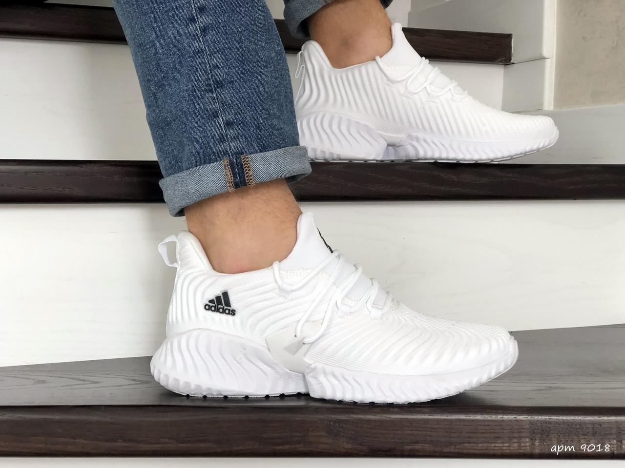 Чоловічі кросівки Adidas (білі) 9018