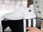 Чоловічі кросівки Adidas (білі) 9018, фото 2