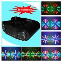 Лазер BIG BECOMBO RG ( Эффект лазерного салюта+светодиодная проекция )