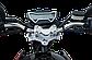 Мотоцикл Musstang Region MT200 Черный, фото 4