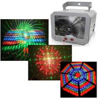 Фейерверк лазер BETVLASER-BIG PATERN  ( 8 патерновый лазер+светодиодная проекция )