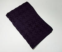 Полотенце махровое Bella фиолет.