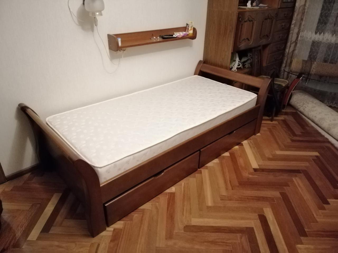 Кровать ЛИРА 1,4*2