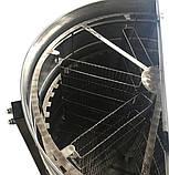 Медогонка (комби) хордиально-радиальная МРК-48/6кас(300мм), 12В/220В, Бистар, фото 2