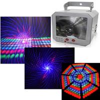 Фейерверк лазер BETVLASER-BIG PATERN RedBlue (8 пaтерновый лазер+светодиодная проекция )