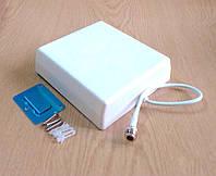 Панельная универсальная антенна TDG-L-8 2G/3G/4G LTE/Wi-Fi 806-2700 МГц 7/8 дБ, фото 1