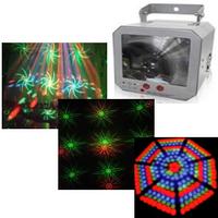 Фейерверк лазер  BETVLASER- DIVISION PATERN Red Blue (8 пaтерновый лазер+светодиодная проекция )