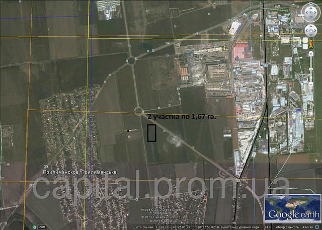 Продам земли для строительства складского комплекса
