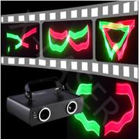 Лазер с 3D эффектом BE3D-RG-DOUBLE HEAD