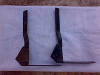 Лапы бритвы (правая и левая) для мотоблочных культиваторов, фото 1