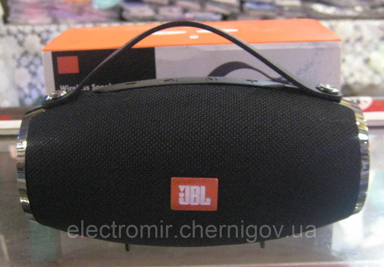 Портативная Bluetooth колонка JBL E16 mini (черная)