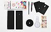 """Часы настенные 3D """"DIY"""" от 60 до 120 см цвет серебро (8516-022 209S), фото 4"""