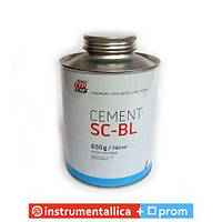 Специальный цемент BL 650 г для ремонта камер и шин Tip top Германия