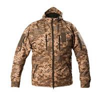 Ветровка куртка тактическая пиксель всу Cooperr Jacket III MM14