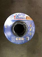 """Уплотнитель самоклеющийся """"Budowa"""" D100 коричневый, 9*7,5 мм, фото 1"""