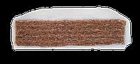 Матрас в кроватку кокосовая койра (4 слоя)