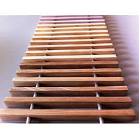 Решетка из дерева Дуб для конвектора  POLVAX