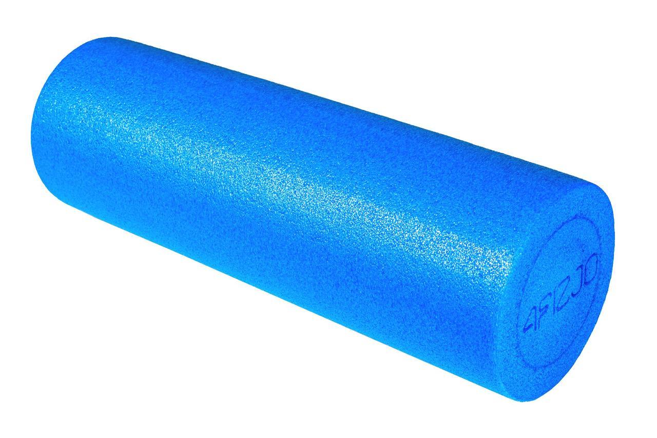 Масажний ролик (валик, роллер) гладкий 4FIZJO 45 x 15 см 4FJ1134 Blue