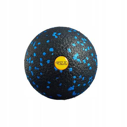 Масажний м'яч 4FIZJO EPP Ball 08 4FJ1257 Black/Blue, фото 2
