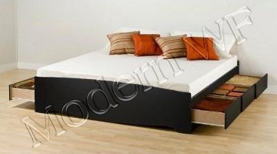 """Двухспальная кровать """"Домино"""""""