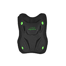 Комплект захисний Nils Extreme H407 Size S Black/Green, фото 3