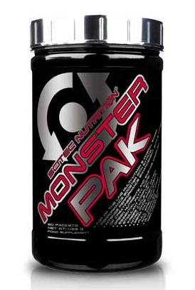 Monster Pak Scitec Nutrition 60 порцій (вітамінний комплекс), фото 2