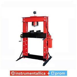 Пресс напольный гидравлический ручной 50000 кг ZX0901H Best