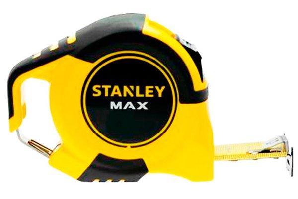 Рулетка измерительная магнитная Stanley MAX, длина 3 м (STHT0-36121)