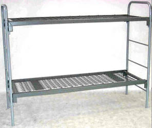 Кровать армейская двухъярусная, фото 2