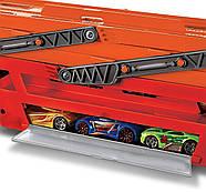 Хот Вилс автовоз для 50 машинок Hot Wheels Mega Hauler, фото 8