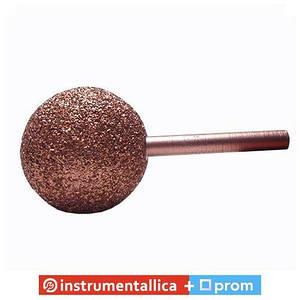 Шлифовальный шарик МЕДНЫЙ диаметр 22 мм (37622)