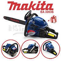 Бензопила Makita EA3203S (шина 45 см, 3.4 кВт) Пила Макита EA3203S