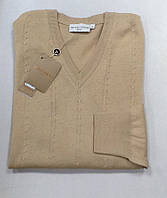 Пуловер мужской V-образный вырез White House