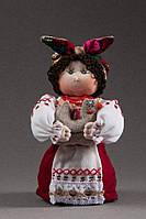 Украинская Национальная Кукла Солоха – Милые Украинцы мягкая кукла