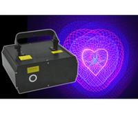 Анимационный лазер BE3DBLUE-RED 600mw феeрвeрк лазeр с 3D объeмными анимационными риcунками