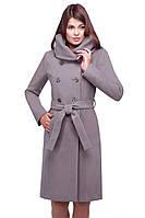 Женское демисезонное пальто МЕЛИНА, кашемировое, новая коллекция 2015 года