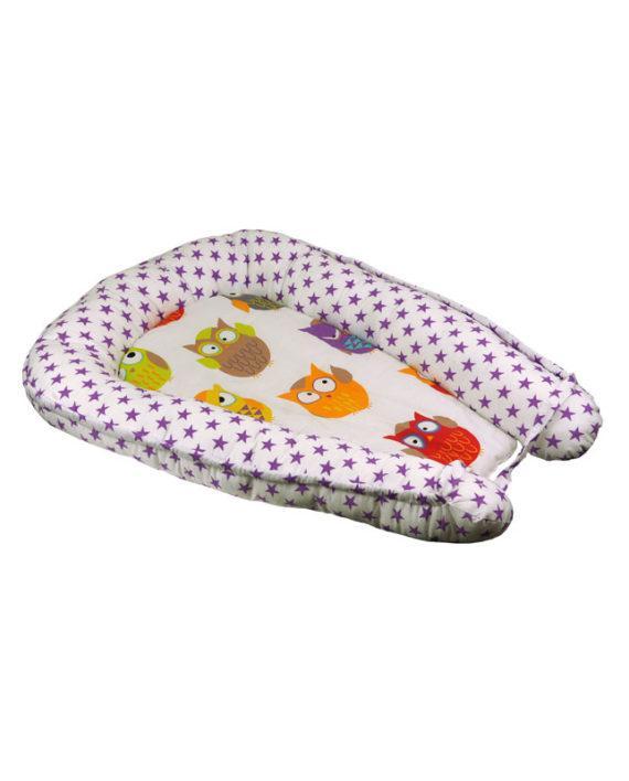 Подушка-кокон для младенцев Руно Звезда