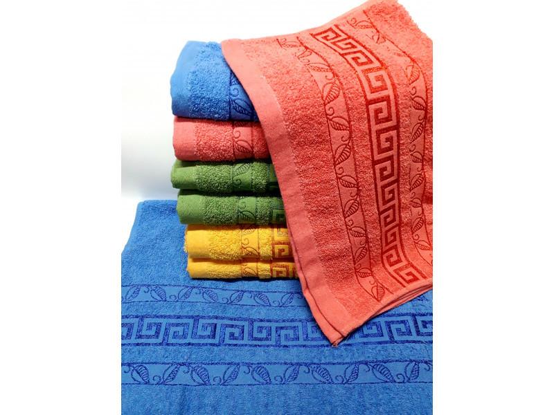 Банное полотенце Версаче Листок
